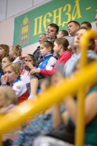 Рабочий визит делегации ФСГОО на Чемпионат России